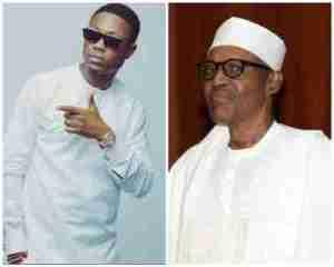 Nigerian Rapper, Vector, Blasts President Buhari In New Song